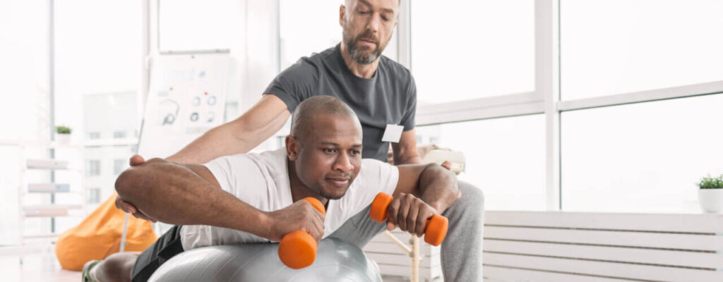Physical therapy can alleviate chronic pain