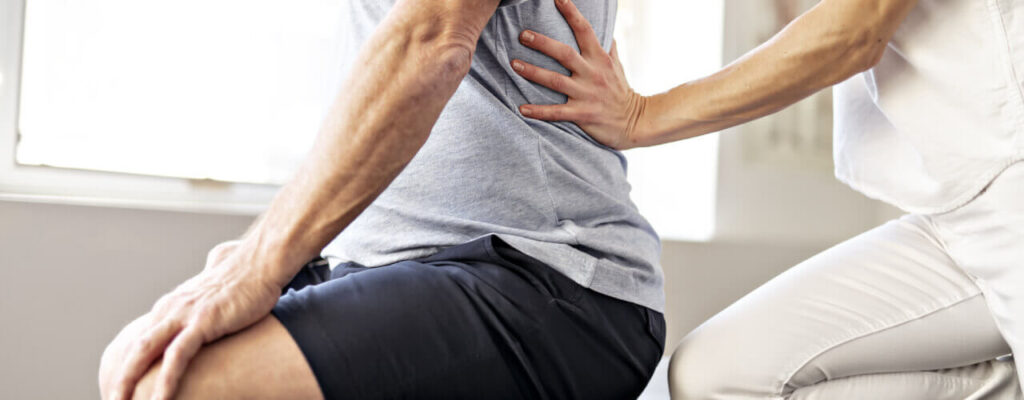 Struggling With Back Pain